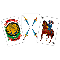 Conquian Card Game